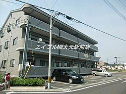 ルネス武田[1階]の外観