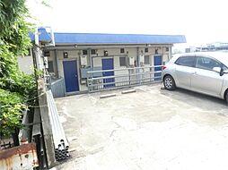 東京都府中市西府町5丁目の賃貸マンションの外観