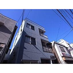 兵庫県神戸市中央区大日通3丁目の賃貸アパートの外観