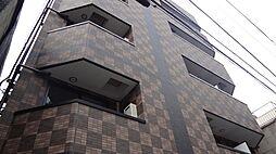 東京都墨田区千歳3丁目の賃貸マンションの外観
