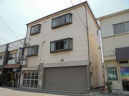 松本ハイツ[3階]の外観