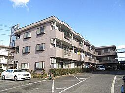 東京都武蔵村山市岸1丁目の賃貸マンションの外観