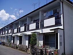 [テラスハウス] 東京都昭島市中神町 の賃貸【/】の外観