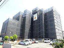 泉ヶ丘第三コーポラス[6階]の外観