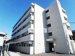 愛知県名古屋市港区宝神2丁目の賃貸マンションの外観