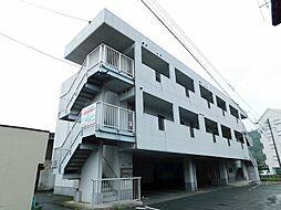 福岡県北九州市八幡東区宮の町1丁目の賃貸マンションの外観