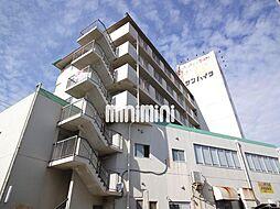 津島サンハイツ[3階]の外観