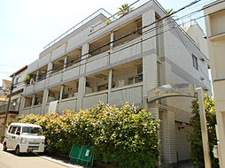 神奈川県横浜市港北区菊名3丁目の賃貸マンションの外観