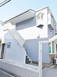 東京都江戸川区西瑞江3丁目の賃貸アパートの外観