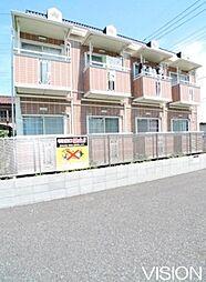 プリアテル・セロ[202号室]の外観