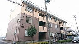 埼玉県春日部市大沼3丁目の賃貸アパートの外観