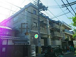 京都府京都市中京区御幸町通夷川上る松本町の賃貸マンションの外観