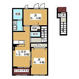 蟹江駅 6.4万円
