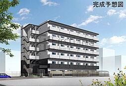 京都府京都市南区上鳥羽堀子町の賃貸マンションの外観
