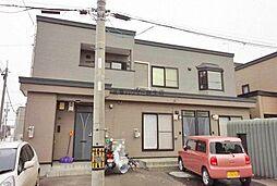 柴田アパート[1階]の外観