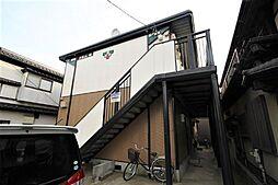 千葉県千葉市花見川区柏井4丁目の賃貸アパートの外観