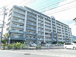 福岡県北九州市小倉南区津田新町1丁目の賃貸マンションの外観