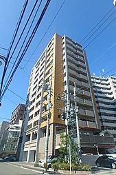 ザ・クロスメント[13階]の外観