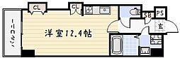 ベーシックビル(小倉)[5階]の間取り