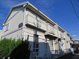 カーササカエ[1階]の外観