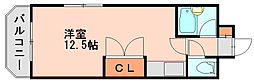 エスポアール御供所[5階]の間取り