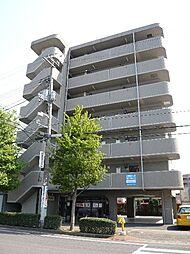宮城県仙台市太白区西中田7丁目の賃貸マンションの外観