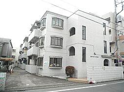 パルティーレ鶴ヶ島[201号室]の外観