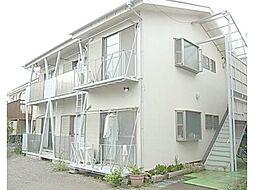 パティオ川崎[2階]の外観
