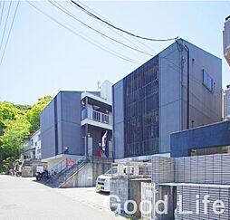 西片江アパートメントB棟[1階]の外観