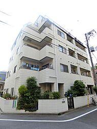 東京都北区赤羽2の賃貸マンションの外観