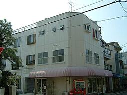 兵庫県西宮市甲子園四番町の賃貸マンションの外観