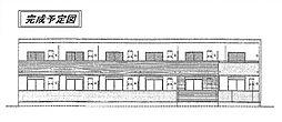サンライン[2階]の外観