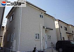 [一戸建] 愛知県愛西市渕高町三ノ割 の賃貸【/】の外観