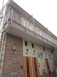 ユナイト武蔵小杉クリーブランドの杜[1階]の外観