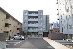 石川県金沢市北安江1丁目の賃貸マンションの外観