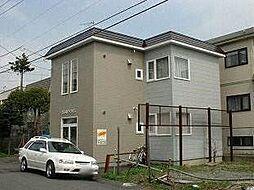 白石本通クラブハウス[2階]の外観