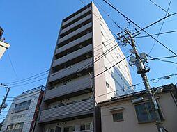 フュージョナル浅草DUE[8階]の外観