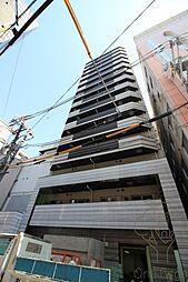 ファーストフィオーレ東梅田[6階]の外観