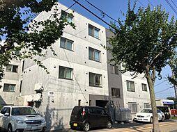 アンシャンテ手稲前田[1階]の外観