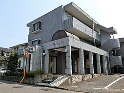 茨城県つくば市桜3の賃貸マンションの外観