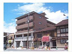 京都府京都市東山区西町の賃貸マンションの外観