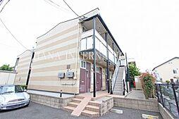 埼玉県川口市戸塚南2丁目の賃貸アパートの外観