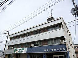 明香ビル[3階]の外観