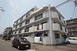 愛知県名古屋市瑞穂区白砂町1丁目の賃貸マンションの外観