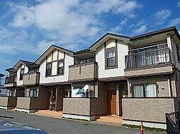 福岡県福岡市早良区内野3丁目の賃貸アパートの外観