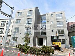 北海道札幌市東区北四十三条東1丁目の賃貸マンションの外観