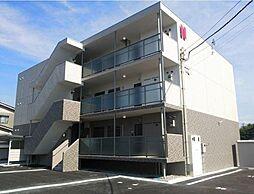 富山県富山市婦中町田島の賃貸マンションの外観