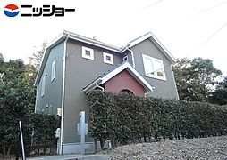 [一戸建] 愛知県名古屋市昭和区八事富士見 の賃貸【/】の外観
