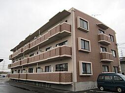 福岡県久留米市梅満町の賃貸マンションの外観