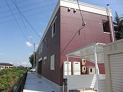 三重県鈴鹿市庄野東1丁目の賃貸アパートの外観